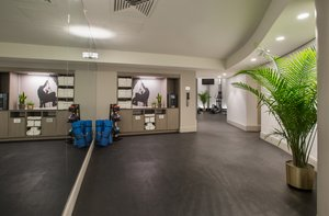 Fitness/ Exercise Room - Magnolia Hotel Denver