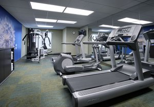 Fitness/ Exercise Room - SpringHill Suites by Marriott Bel Air