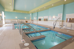 Pool - Holiday Inn Bismarck