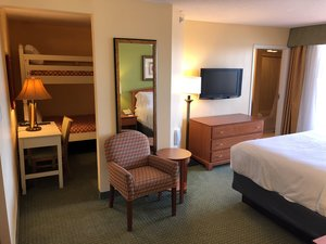 Room - Holiday Inn Express Hotel & Suites Clearwater Beach