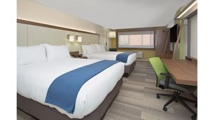 Room - Holiday Inn Express Hotel & Suites South Olathe