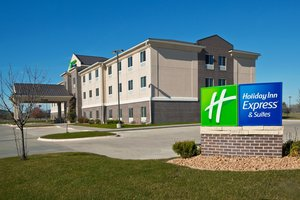 Exterior view - Holiday Inn Express Hotel & Suites Ankeny