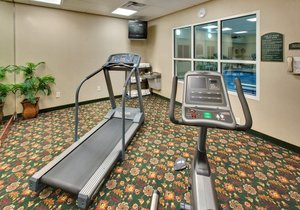 Fitness/ Exercise Room - Holiday Inn Express Hotel & Suites Ankeny