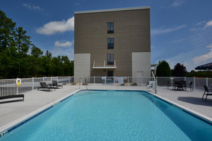 Pool - Holiday Inn Express Hotel & Suites I-40 Durham
