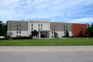 Exterior view - Holiday Inn Express Hotel & Suites I-40 Durham