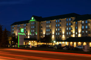 Exterior view - Holiday Inn Conference Center Edmonton