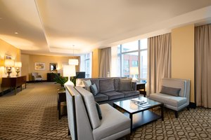 Suite - InterContinental Hotel Boston