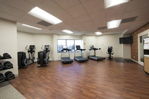 Fitness/ Exercise Room - DoubleTree by Hilton Hotel Aurora