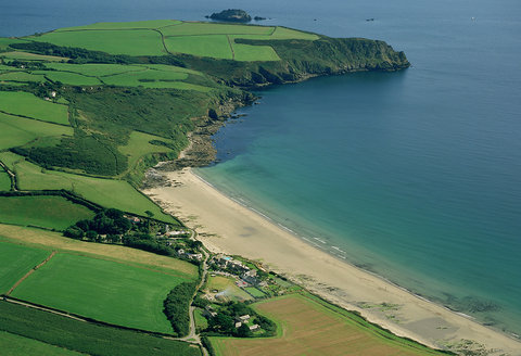 Located in a secluded bay surrounded by unspoilt c