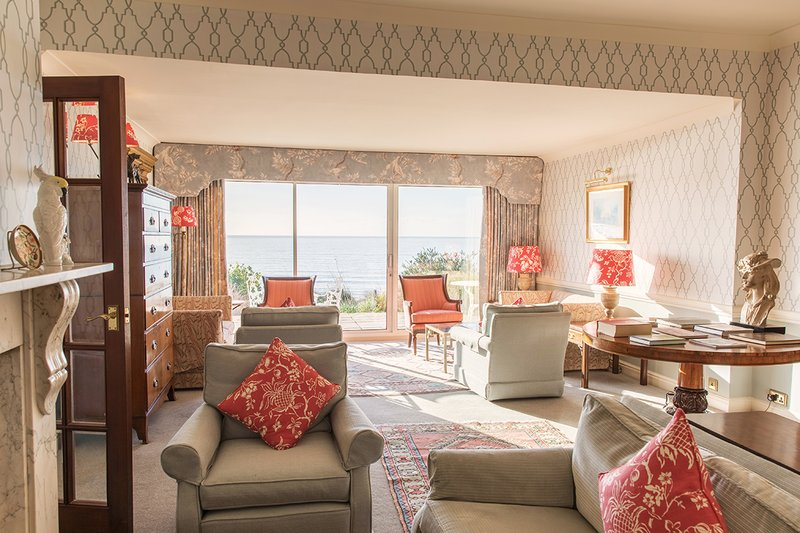 The Nare Drawing Room