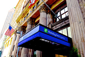 Exterior view - Holiday Inn Express Downtown Cleveland