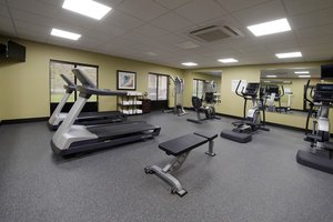 Fitness/ Exercise Room - Holiday Inn Express Hotel & Suites Clearfield