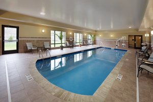 Pool - Holiday Inn Express Hotel & Suites Clearfield