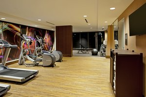 Fitness/ Exercise Room - Hotel Indigo Downtown University Austin