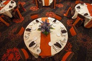 Ballroom - Holiday Inn PA Turnpike Morgantown