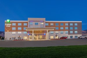 Exterior view - Holiday Inn Hotel & Suites Brigham City