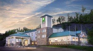 Exterior view - Holiday Inn Express Houghton