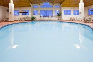 Pool - Holiday Inn Express Houghton