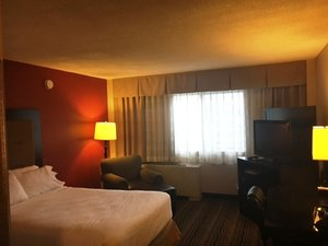 Room - Holiday Inn Liverpool