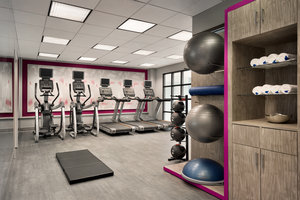 Fitness/ Exercise Room - Crowne Plaza Hotel Englewood