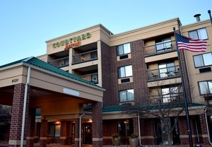 Exterior view - Courtyard by Marriott Hotel Englewood