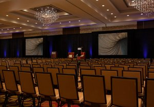 Ballroom - Renaissance Hotel Baton Rouge