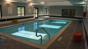 Pool - Holiday Inn Express Hotel & Suites Shippensburg