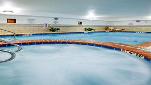 Pool - Holiday Inn Express Waterloo