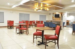 Restaurant - Holiday Inn Express Waterloo