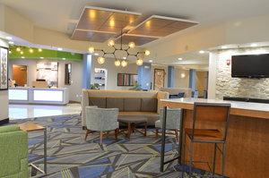 Lobby - Holiday Inn Express Waterloo