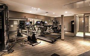 Fitness/ Exercise Room - Hotel Indigo Five Points Birmingham
