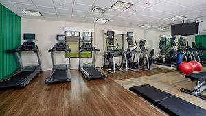 Fitness/ Exercise Room - Holiday Inn Express Bordentown