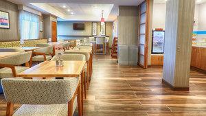 Restaurant - Holiday Inn Express Bordentown