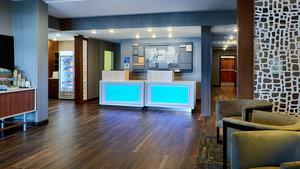 Lobby - Holiday Inn Express Bordentown