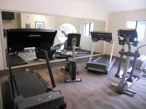 Fitness/ Exercise Room - Holiday Inn Express Rancho Bernardo San Diego