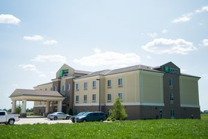 Exterior view - Holiday Inn Express Hotel & Suites Northwood