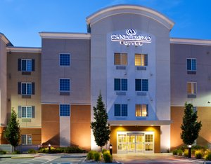 Exterior view - Candlewood Suites Sioux Falls