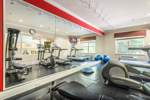 Fitness/ Exercise Room - Holiday Inn Express Hotel & Suites LaGrange