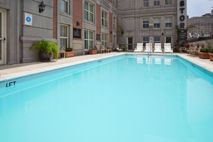 Pool - Crowne Plaza Hotel Astor New Orleans