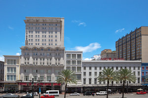 Exterior view - Crowne Plaza Hotel Astor New Orleans