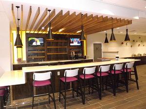 Bar - Holiday Inn Select Downtown Memphis