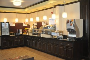 Restaurant - Holiday Inn Express Hotel & Suites Greensburg
