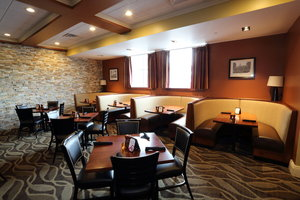 Restaurant - Holiday Inn University Morgantown