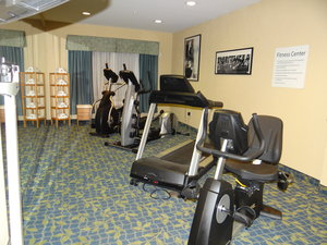 Fitness/ Exercise Room - Holiday Inn Express Hotel & Suites Delmar