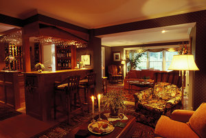 Bar - Windham Hill Inn West Townshend