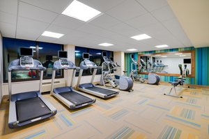 Fitness/ Exercise Room - Holiday Inn Express Hotel & Suites Fort Washington