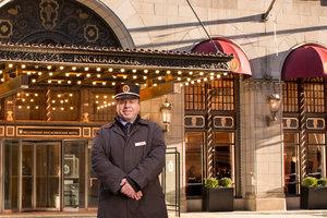 Exterior view - Millennium Knickerbocker Hotel Chicago