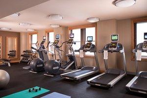 Fitness/ Exercise Room - Millennium Knickerbocker Hotel Chicago