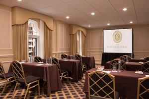 Meeting Facilities - Millennium Knickerbocker Hotel Chicago
