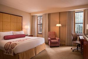 Room - Millennium Knickerbocker Hotel Chicago